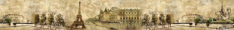 Каталог изображений для скинали Париж.