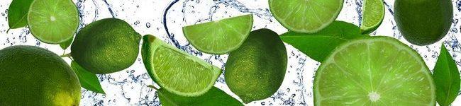 Кухонный фартук вода с лимоном и лаймом каталог изображений