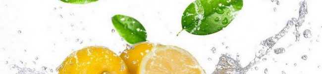 Кухонный фартук вода с лимоном каталог изображений