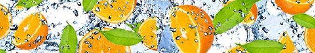 Кухонный фартук фрукты апельсины каталог изображений