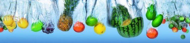 Кухонный фартук фрукты каталог изображений