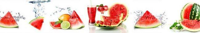 Кухонный фартук арбузный сок каталог изображений