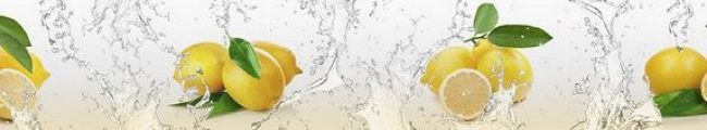 Кухонный фартук лимон с водой каталог изображений