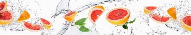 Кухонный фартук фреш грейпфрут каталог изображений