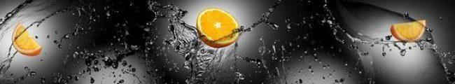 Кухонный фартук апельсины в воде каталог изображений