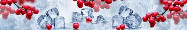 Кухонный фартук рябина красная каталог изображений